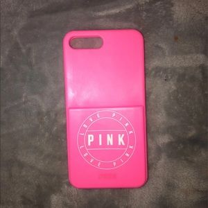 VS PINK iPhone 7 Plus & 8 Plus Original Case